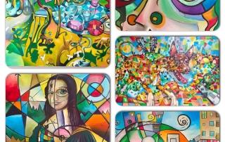 Obras de Javier Blanco Artista Contemporáneo España