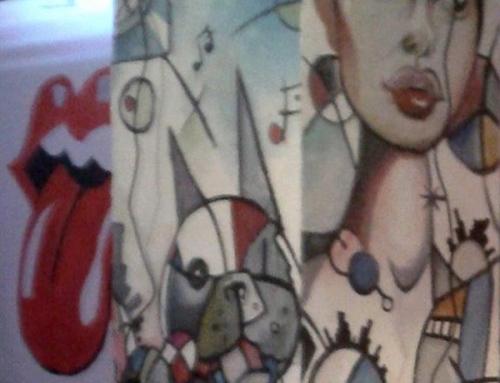Mural bar – No disponible