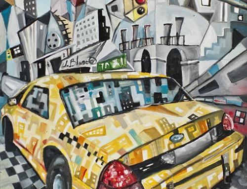 Taxi en New York