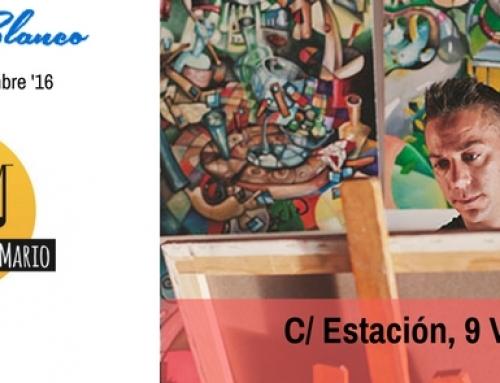 Javier Blanco's Exhibition: La bodeguita de Mario