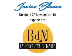 Exposición en Valladolid: La bodeguita de Mario