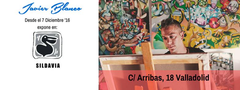 expo obras de javier blanco artista contemporáneo españa